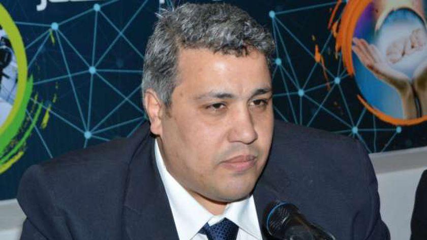 الدكتور محمد راشد