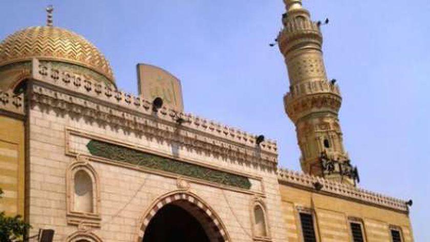 مسجد السيدة نفسية