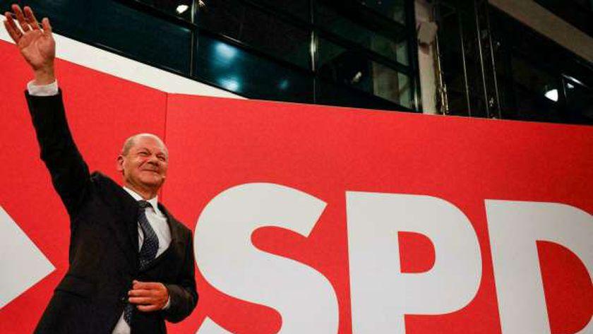 زعيم الحزب الاشتراكي الديمقراطي الألماني
