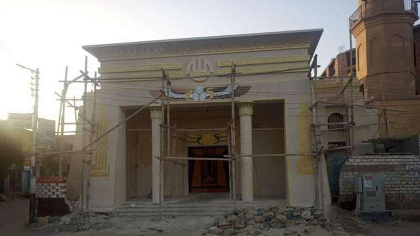 بني من 13 عاماً.. كل ما تريد معرفته عن المسجد الفرعوني في الفيوم