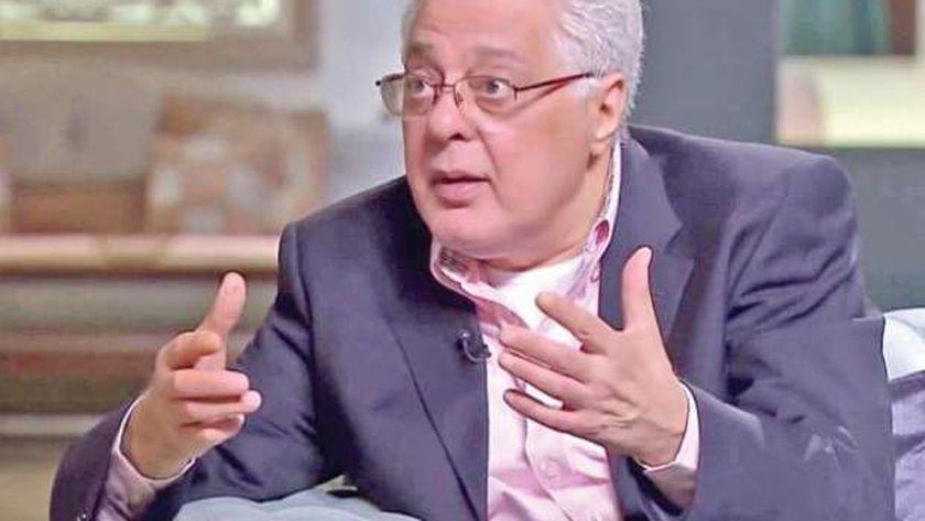 الفنان توفيق عبدالحميد
