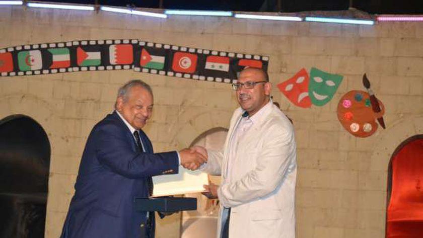 محمد ناصف وإبراهيم ذكري