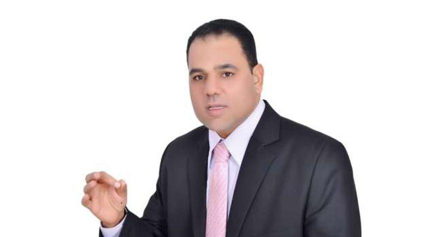حماد الرمحي عضو مجلس نقابة الصحفيين