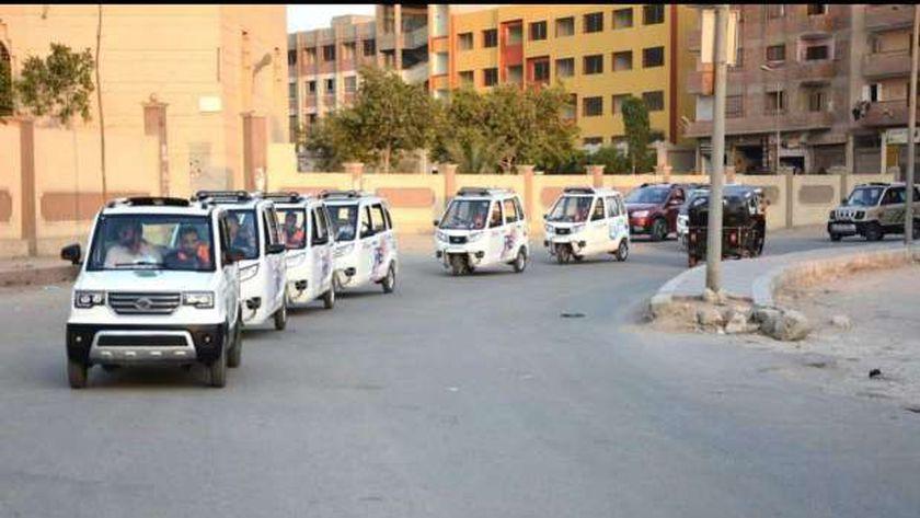 خطة لإحلال «مليون توكتوك» في مصر