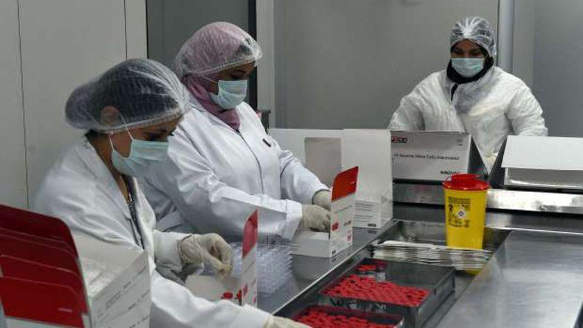 مصنع إنتاج لقاح «كورونا»