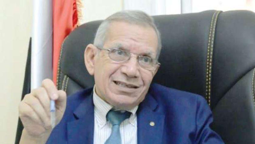 الدكتور محمد مجاهد نائب وزير التعليم لشؤون التعليم الفنى