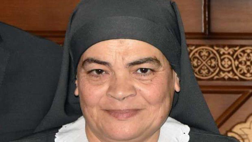 مديرة مدرسة سان جورج للغات في بني سويف