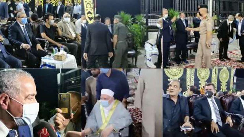 عزاء الحاج محمود العربي