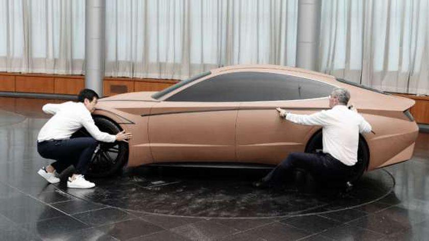 سيارة سوناتا الجديدة كليا