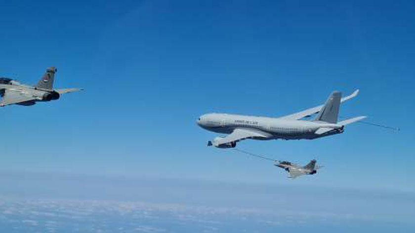 التدريب الجوي المصري الفرنسي