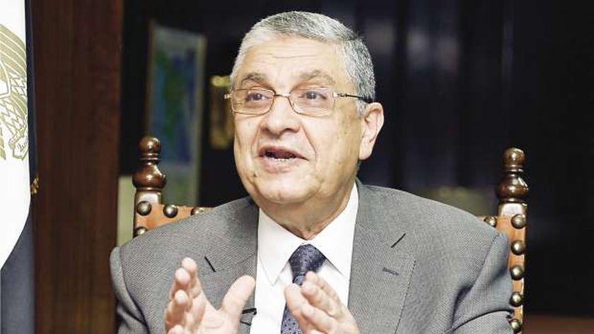 محمد شاكر وزير الكهرباء والطاقة المتجددة