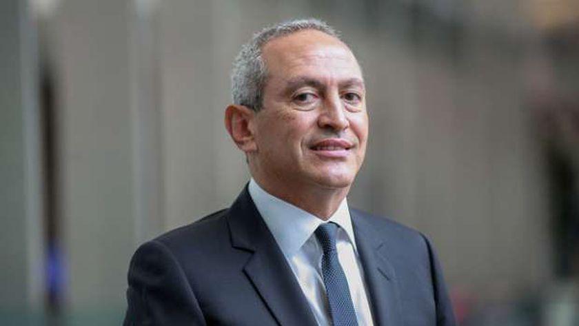 رجل الأعمال المصري ناصف ساويرس