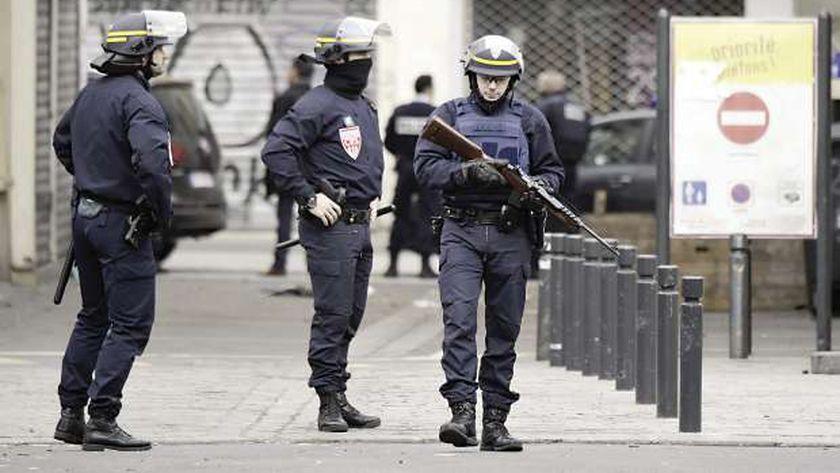 قوات الأمن الفرنسية