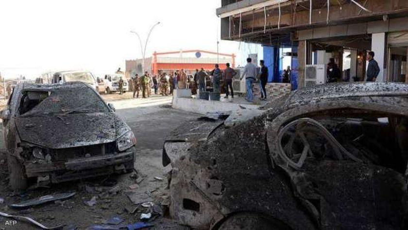 مقتل عراقية وإصابة 10 آخرين جراء انفجار قنبلة يدوية في بغداد