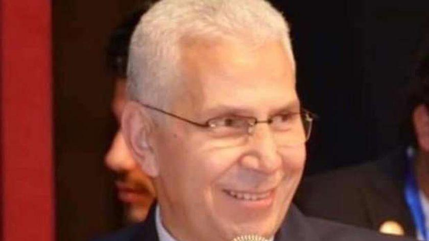 الدكتور كمال عكاشة، نائب رئيس جامعة طنطا للدراسات العليا والبحوث