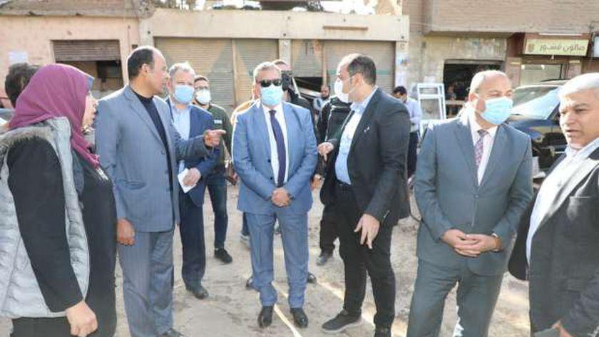 قيادات محافظة المنوفية