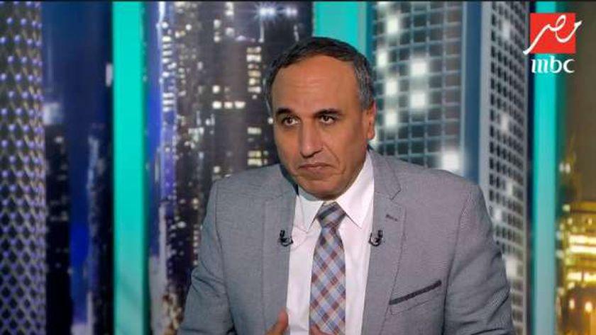 الكاتب الصحفي عبد المحسن سلامة .. رئيس مجلس إدارة مؤسسة الأهرام
