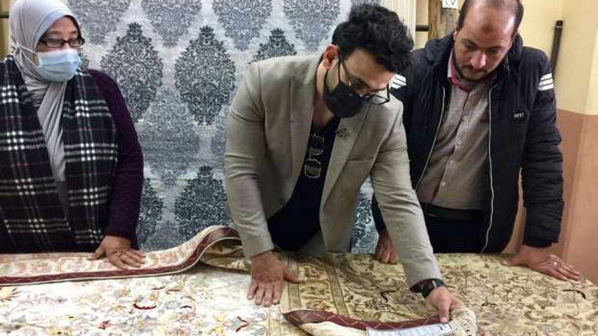 إبراهيم فايق من مصانع ابيس