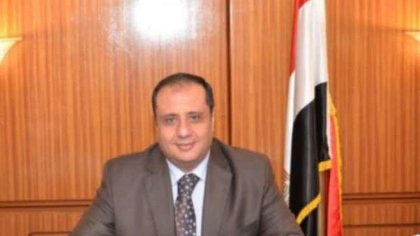 المستشار محمد المشد، المشرف علي الانتخابات البرلمانية في الإسكندرية
