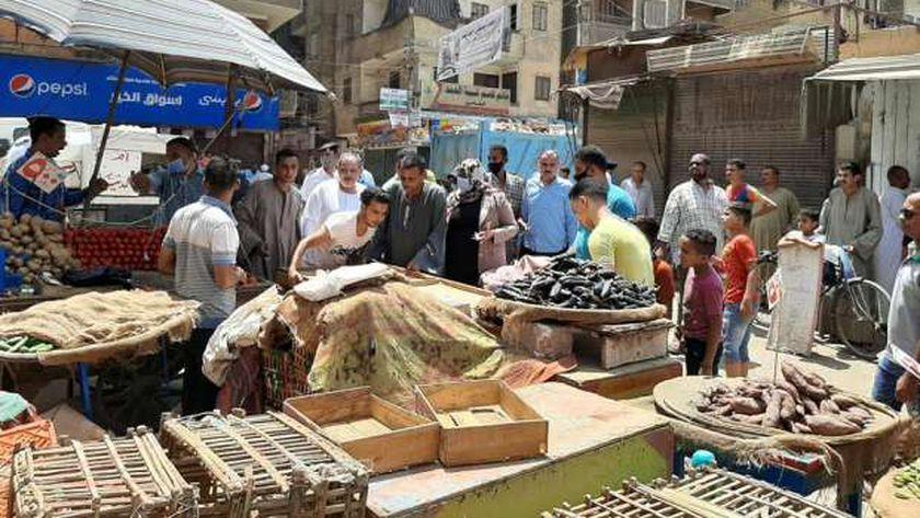 حملات مكبرة لرفع الانشغالات بمدينة سوهاج