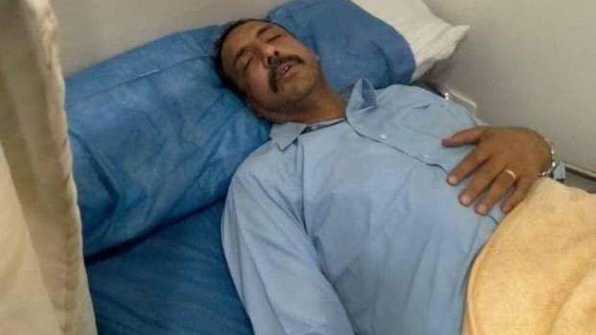 النيابة والأمن بمستشفى الحياة يحققان في إطلاق نيران على نائب بالفيوم