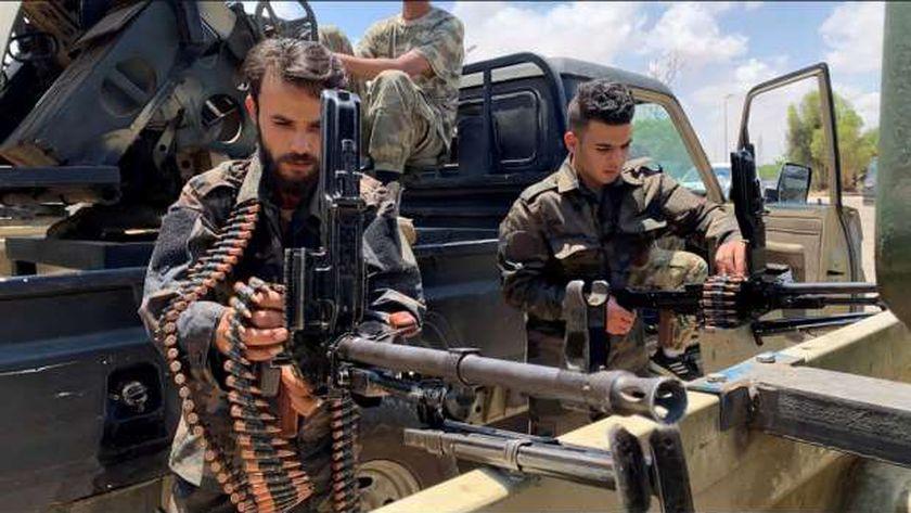 الميليشيات المسلحة في ليبيا