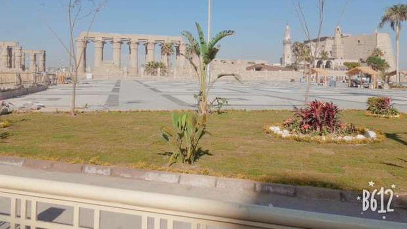 متنزه سيدي ابو الحجاج بالأقصر