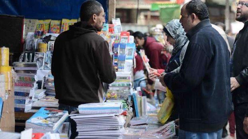 أسعار الكتب الخارجية 2022 للمرحلة الاعدادية