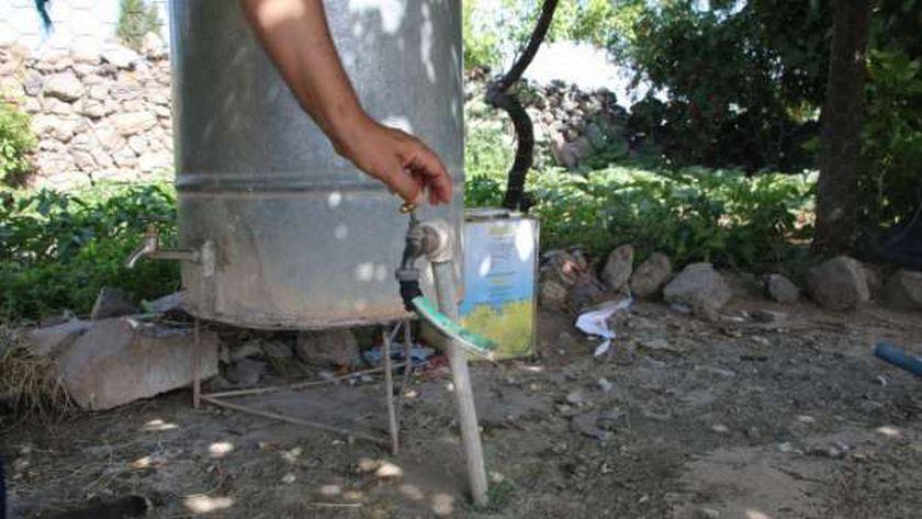 أعمال إصلاح وصيانة تتسبب في انقطاعات مؤقتة للمياه في القاهرة الكبري