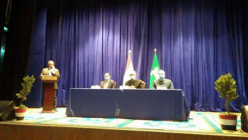 وزير الأوقاف يصل الشرقية لعقد اجتماع مع الأئمة وافتتاح مسجد