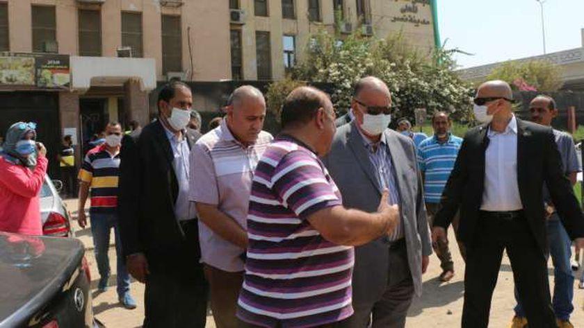 محافظ القاهرة يقرر تخفيض قيمة التصالح في مخالفات البناء لـ50%