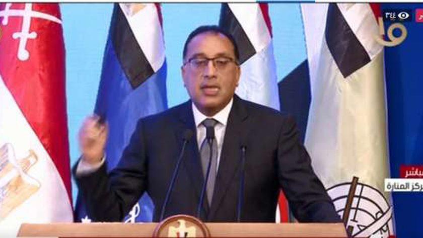 مصطفى مدبولي، رئيس مجلس الوزراء