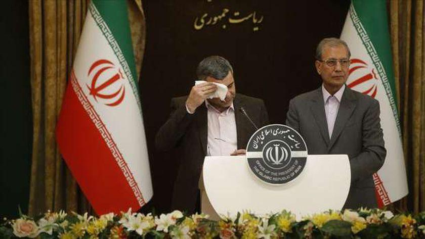 نائب وزير الصحة الإيراني المصاب بكورونا