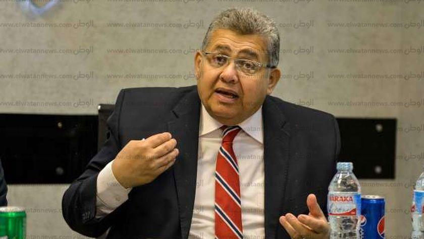 الدكتور أشرف الشيحي - وزير التعليم العالي