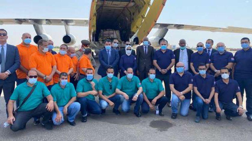 البعثة الطبية المصرية في السودان