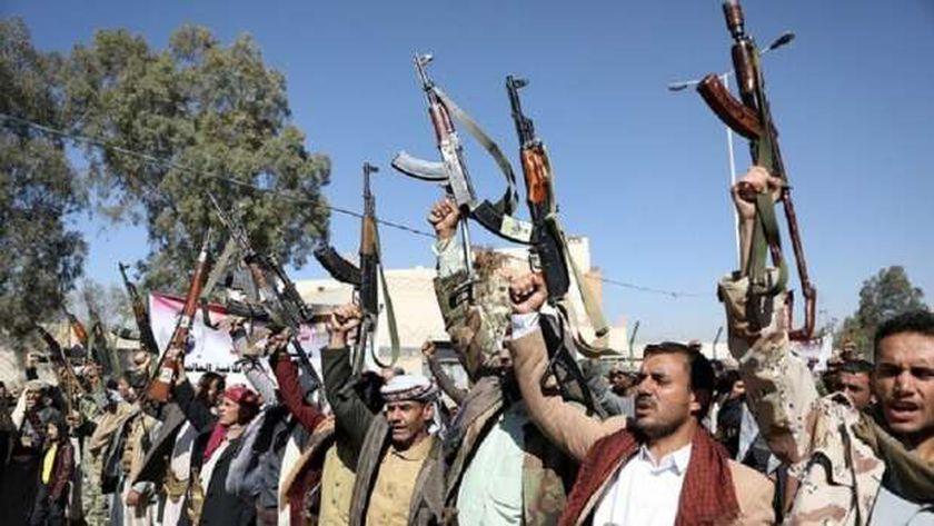 مقاتلو الحوثي - أرشيفية