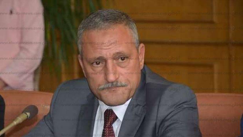 اللواء حمدى عثمان