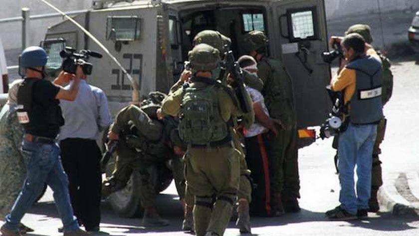 قوات جيش الاحتلال الإسرائيلي