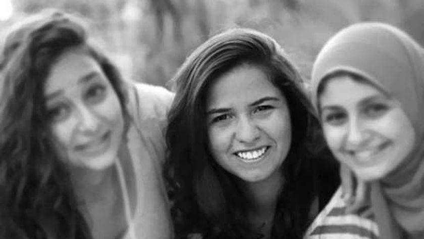 لاعبة الأهلي الراحلة نور كمال