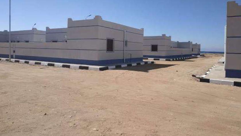 الاسكان البدوي