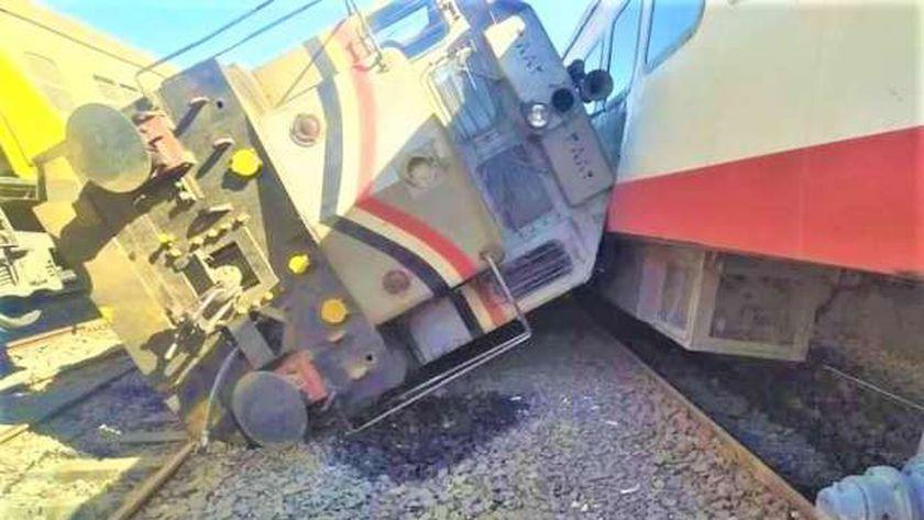 قطار دمياط