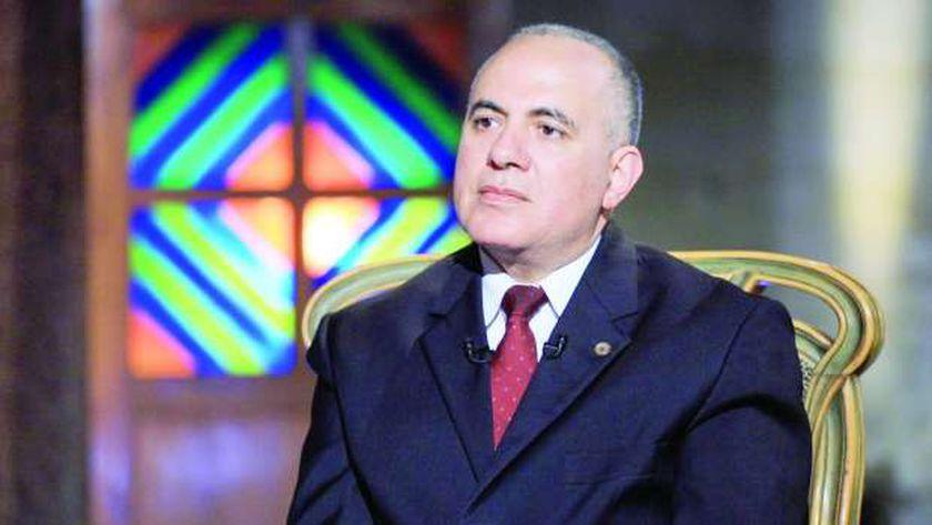 الدكتور محمد عبدالعاطي وزير الري والموارد المائية