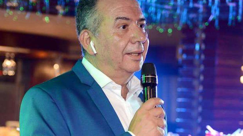 إيهاب عبدالعال عضو الجمعية العمومية لغرفة شركات السياحة