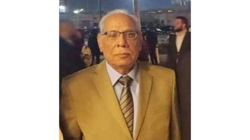محمد محمود مسلم، والد النائب محمود مسلم