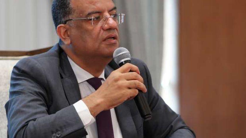 الكاتب الصحفي محمود مسلم- رئيس تجرير جريدة الوطن