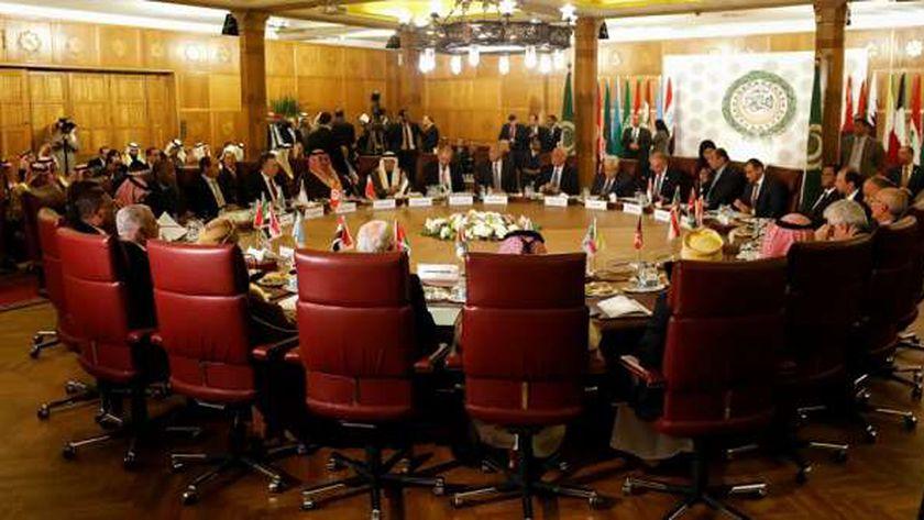 اجتماع سابق للجامعة العربية