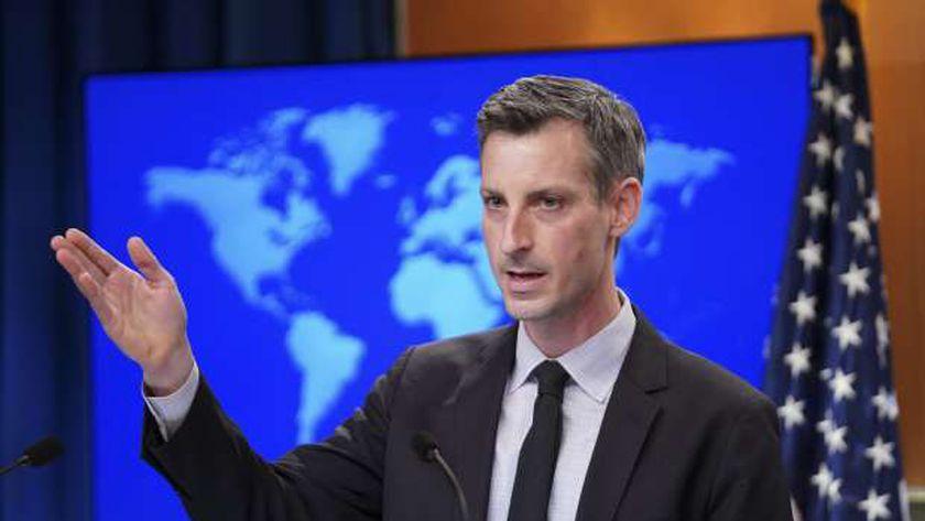 المتحدث باسم وزارة الخارجية الأمريكية نيد برايس