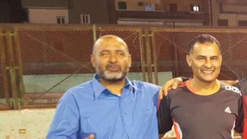 اللاعب عماد بيومي