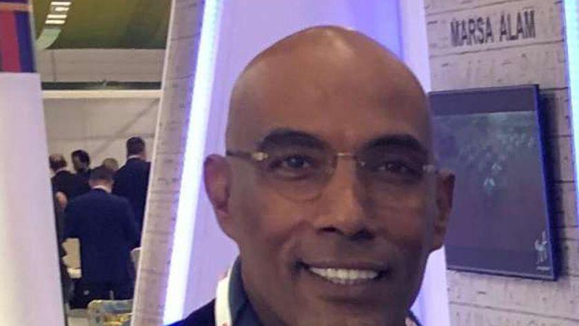 هشام ادريس ،عضو الجمعية العمومية لغرفة شركات السياحة