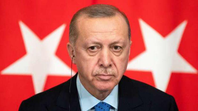 رئيس النظام التركي رجب طيب أردوغان